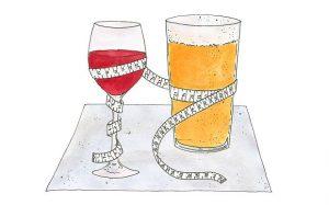 Image for Alcoolul îngrașă?